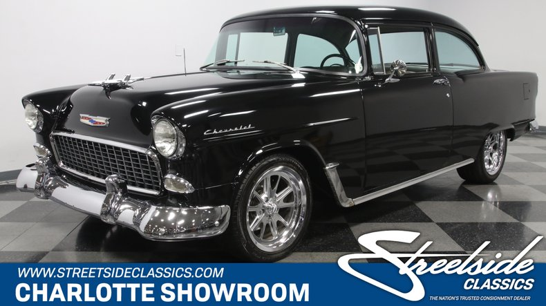 For Sale: 1955 Chevrolet 150