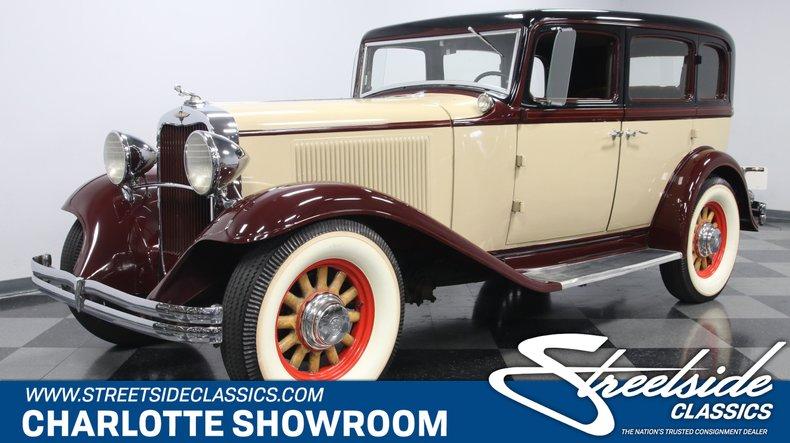 For Sale: 1932 Dodge DK