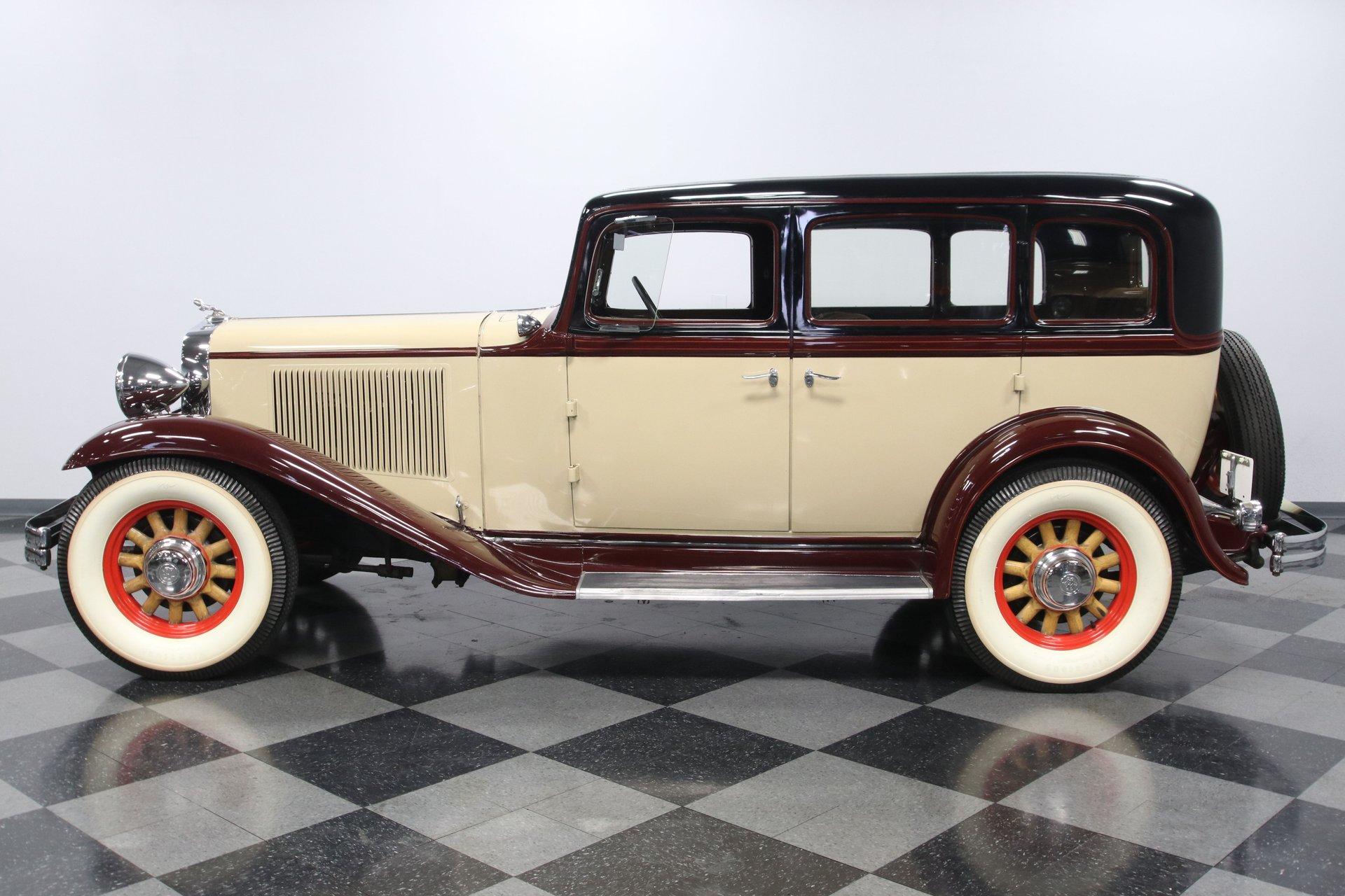 1932 dodge dk eight sedan