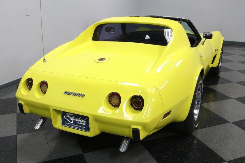 1976 Chevrolet Corvette 12