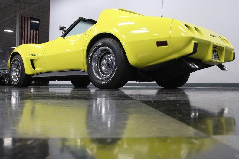 1976 Chevrolet Corvette 28