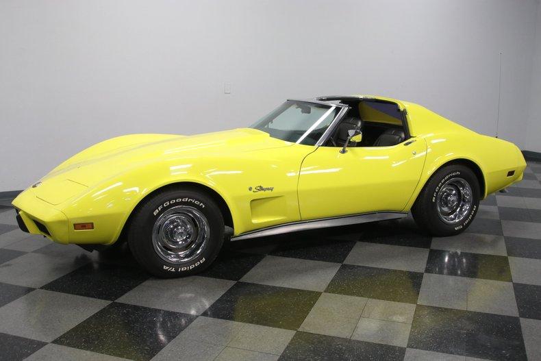 1976 Chevrolet Corvette 6