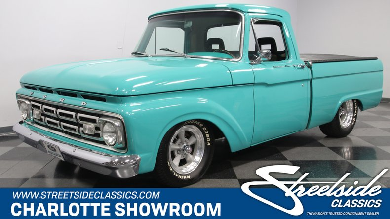 For Sale: 1964 Ford F-100