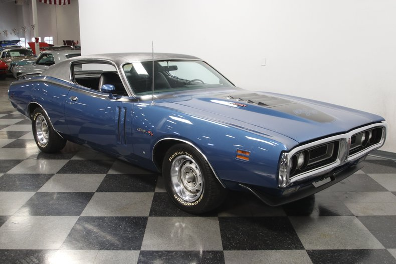 1971 Dodge Charger 17