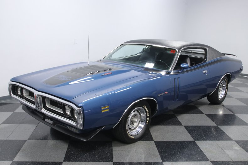 1971 Dodge Charger 22