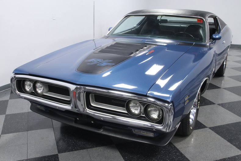 1971 Dodge Charger 20