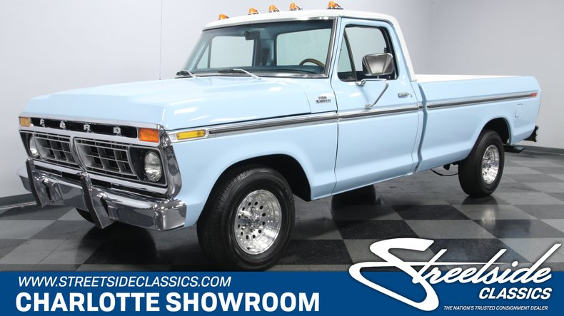 For Sale: 1977 Ford F-150