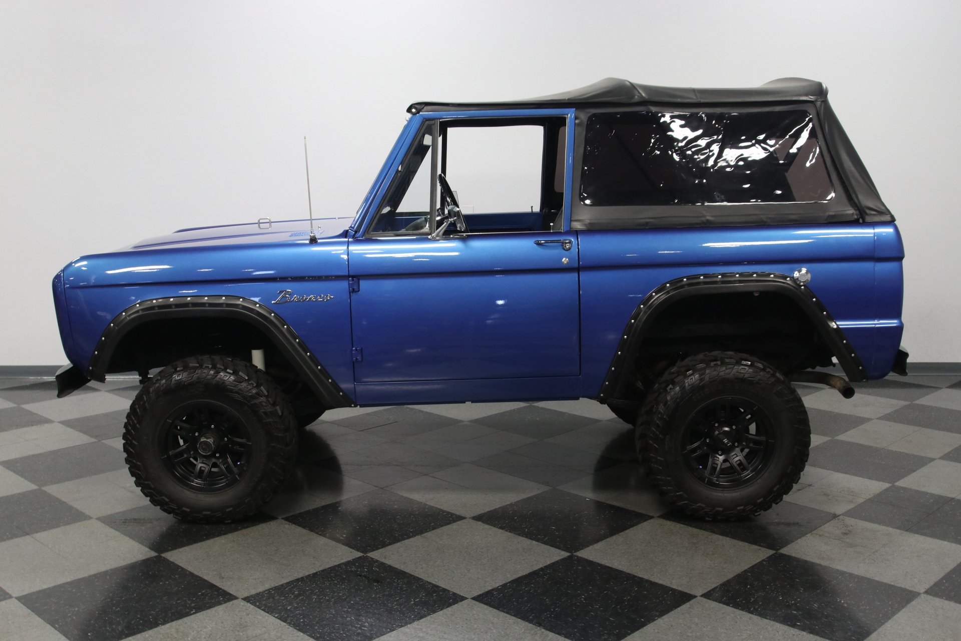 1966 ford bronco 4x4