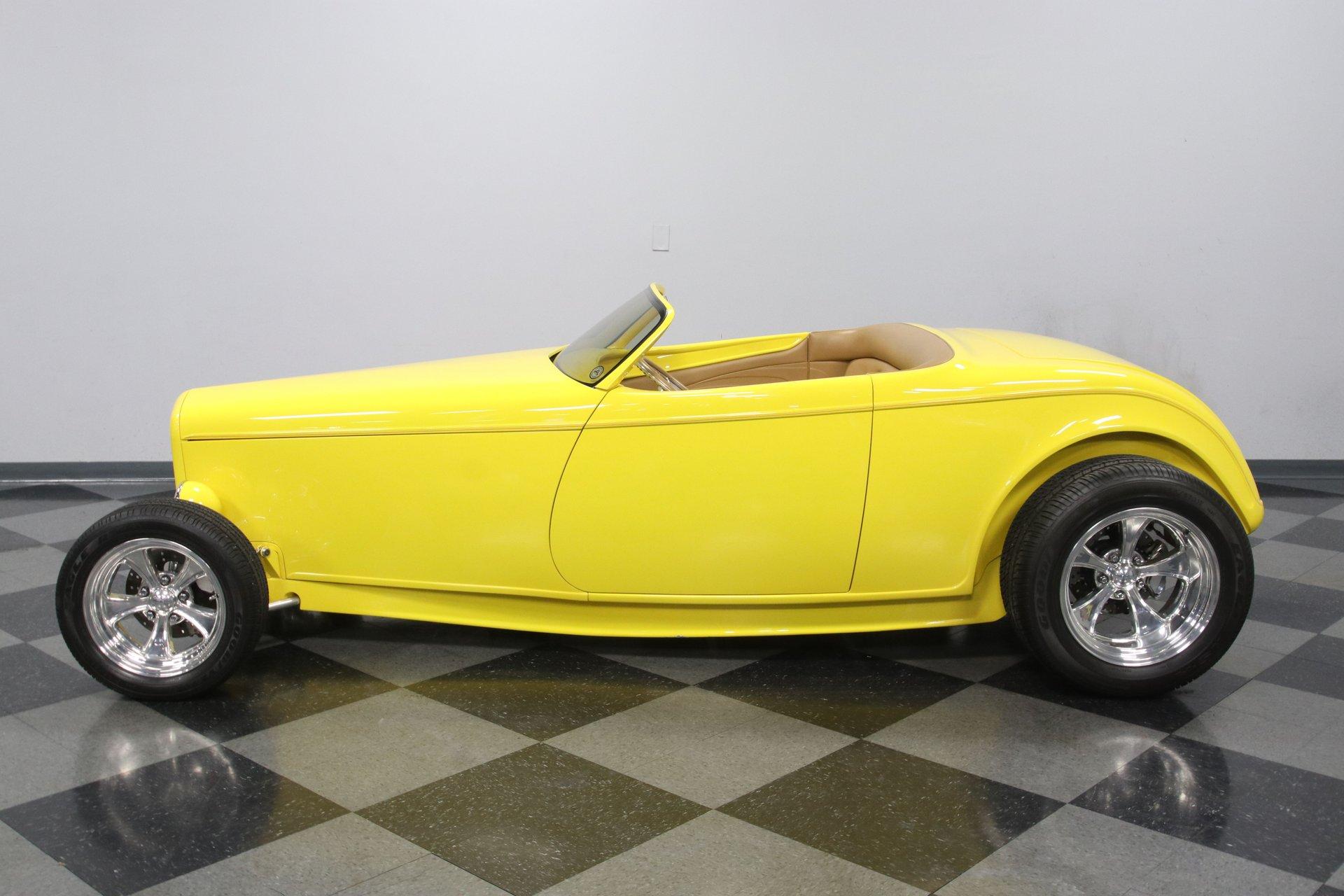 1932 ford roadster boydster custom hotrod