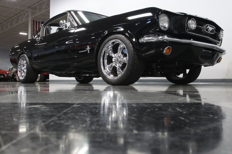 1965 Ford Mustang 36