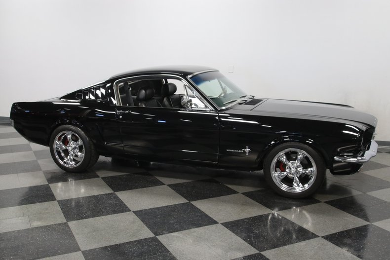 1965 Ford Mustang 16