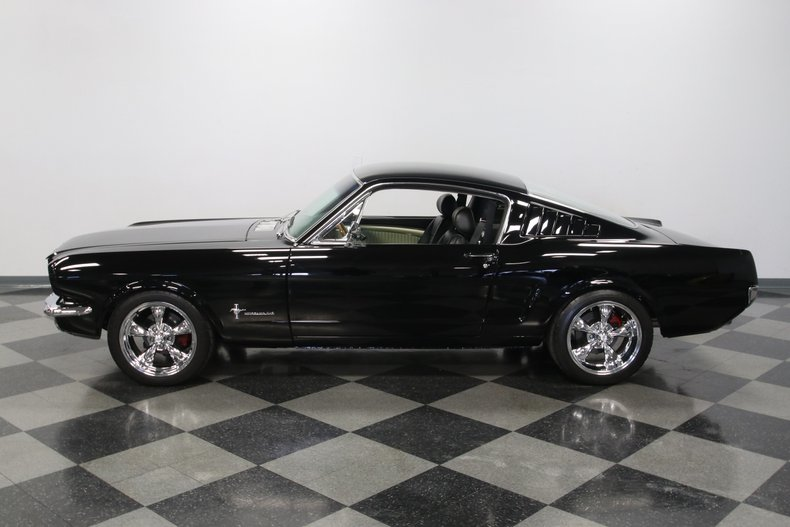 1965 Ford Mustang 25