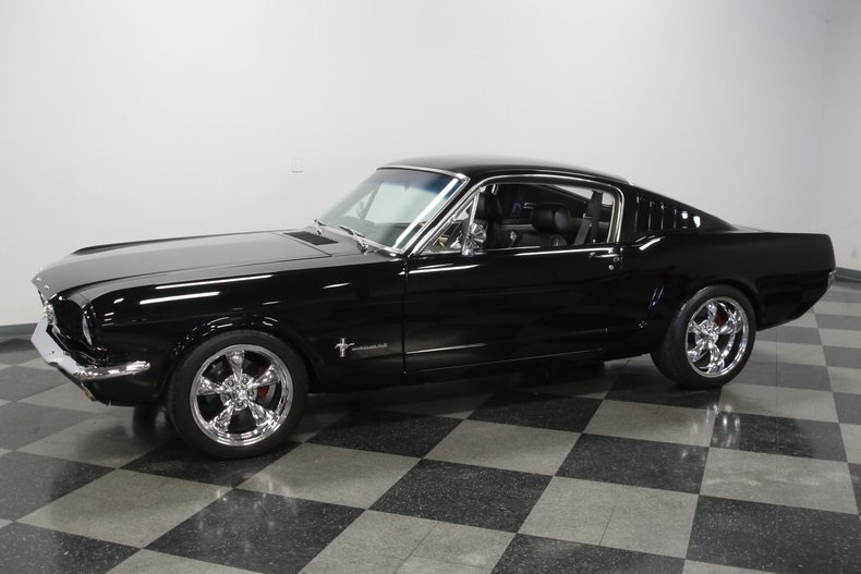 1965 Ford Mustang 6