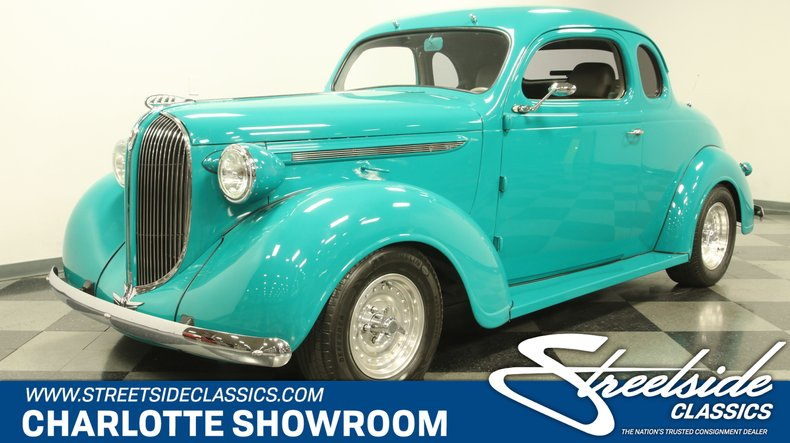 For Sale: 1938 Plymouth Business Coupe