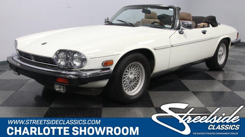 For Sale: 1989 Jaguar XJS