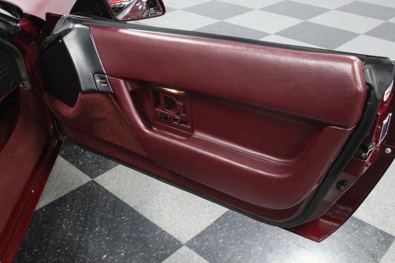 1993 Chevrolet Corvette 69