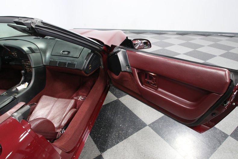 1993 Chevrolet Corvette 70
