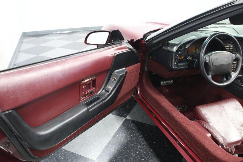 1993 Chevrolet Corvette 48