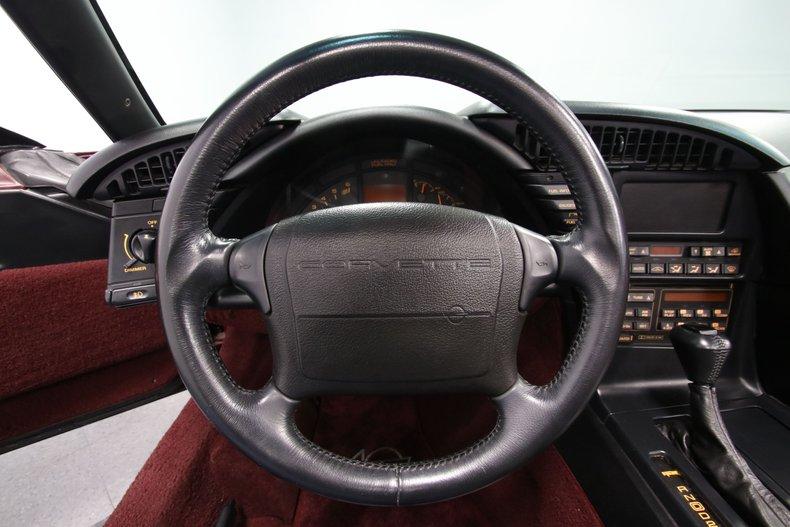 1993 Chevrolet Corvette 51