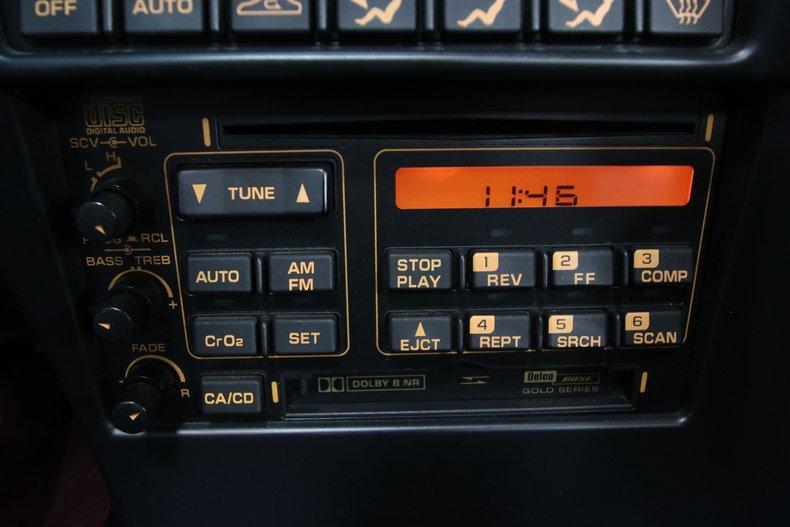 1993 Chevrolet Corvette 54