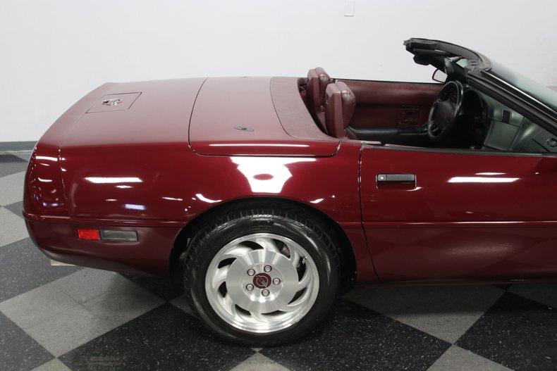 1993 Chevrolet Corvette 41