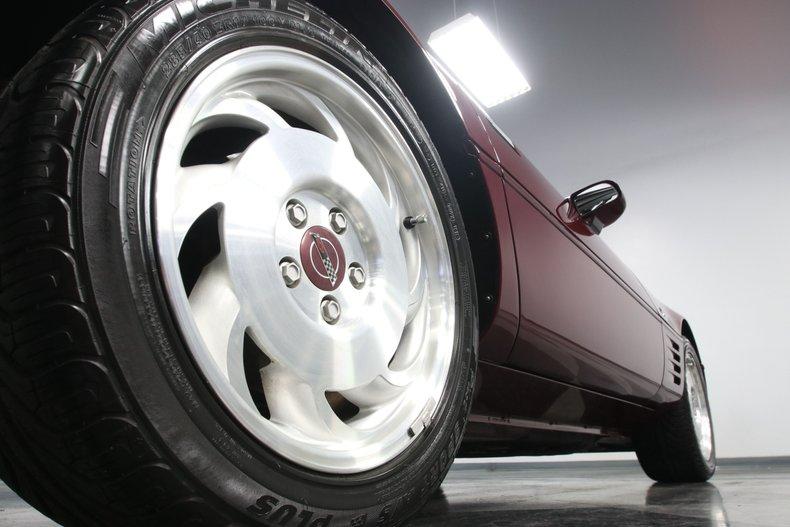 1993 Chevrolet Corvette 39