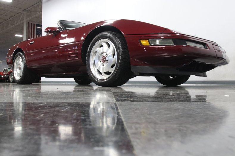 1993 Chevrolet Corvette 43