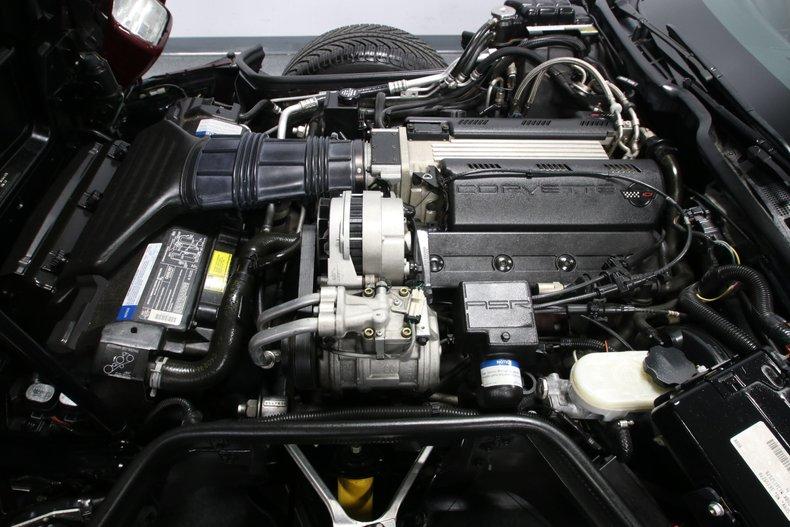 1993 Chevrolet Corvette 45