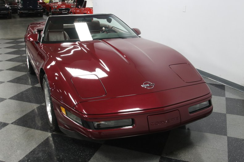 1993 Chevrolet Corvette 22