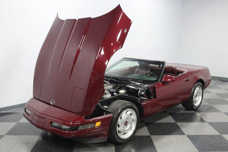 1993 Chevrolet Corvette 44