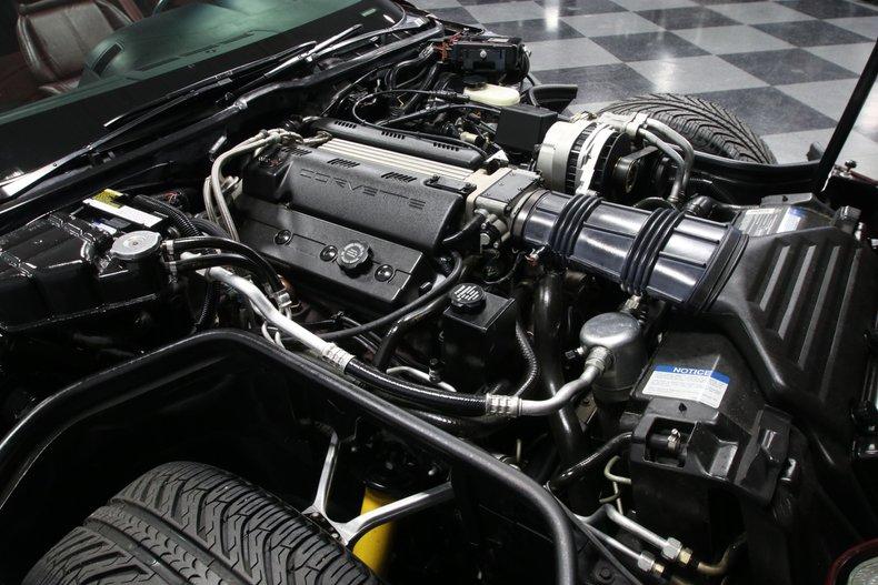 1993 Chevrolet Corvette 46