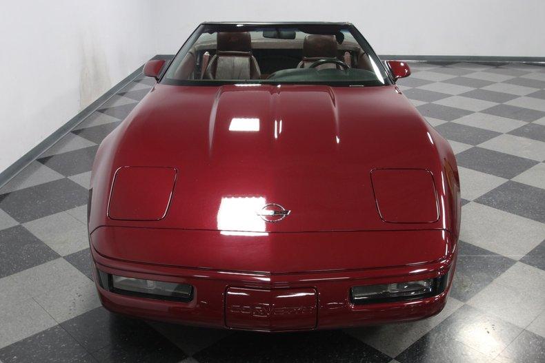 1993 Chevrolet Corvette 25
