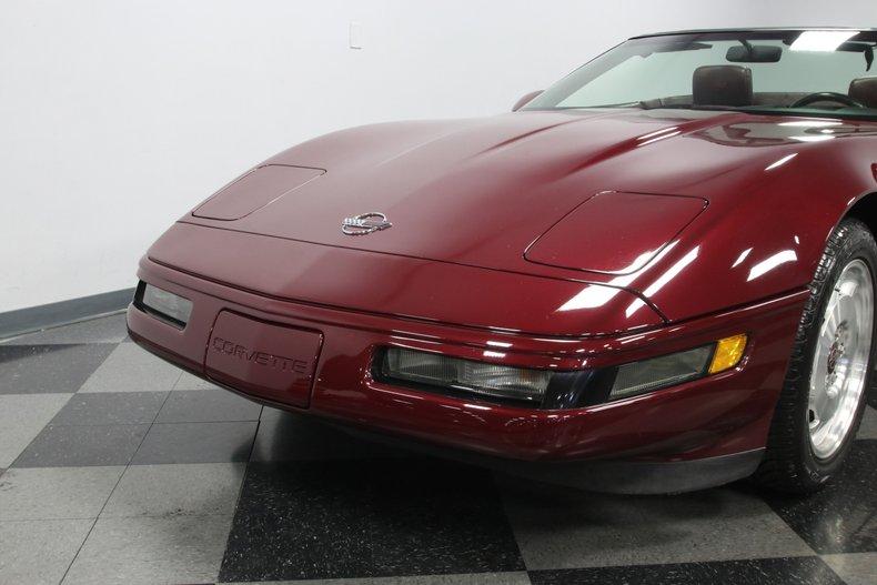1993 Chevrolet Corvette 28