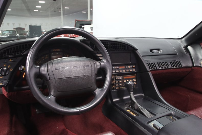 1993 Chevrolet Corvette 50