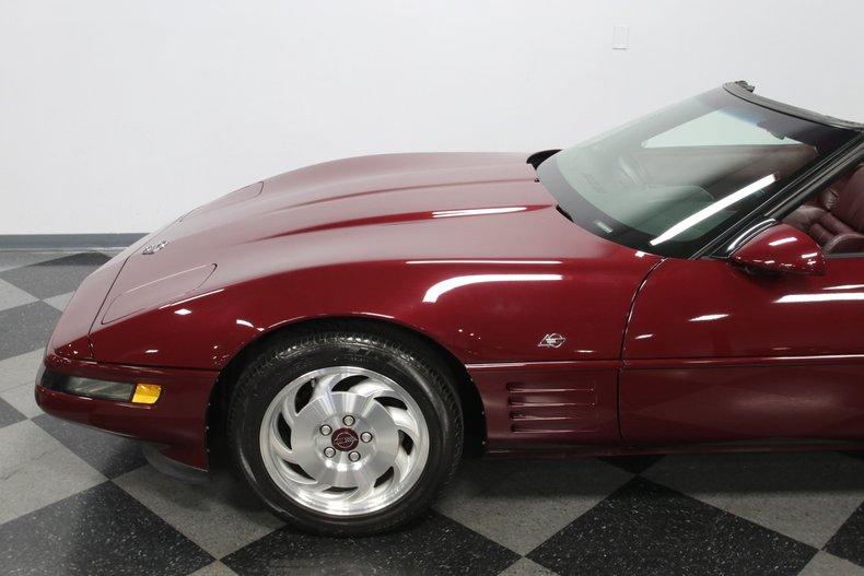 1993 Chevrolet Corvette 32