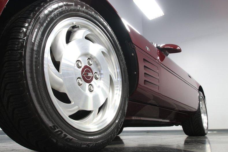 1993 Chevrolet Corvette 29
