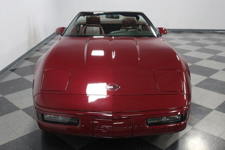1993 Chevrolet Corvette 23