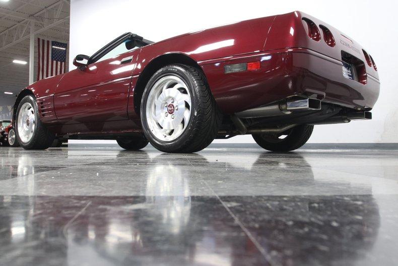 1993 Chevrolet Corvette 34