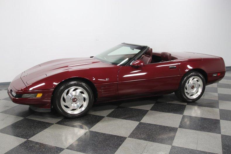 1993 Chevrolet Corvette 10