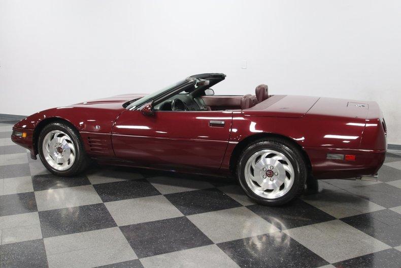 1993 Chevrolet Corvette 12