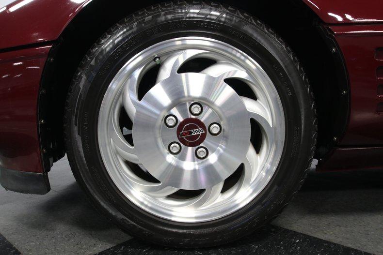 1993 Chevrolet Corvette 74