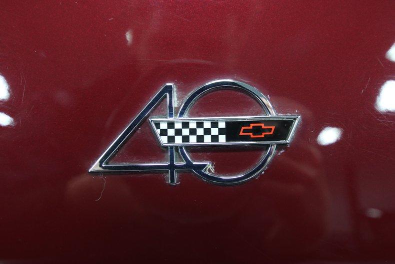 1993 Chevrolet Corvette 75
