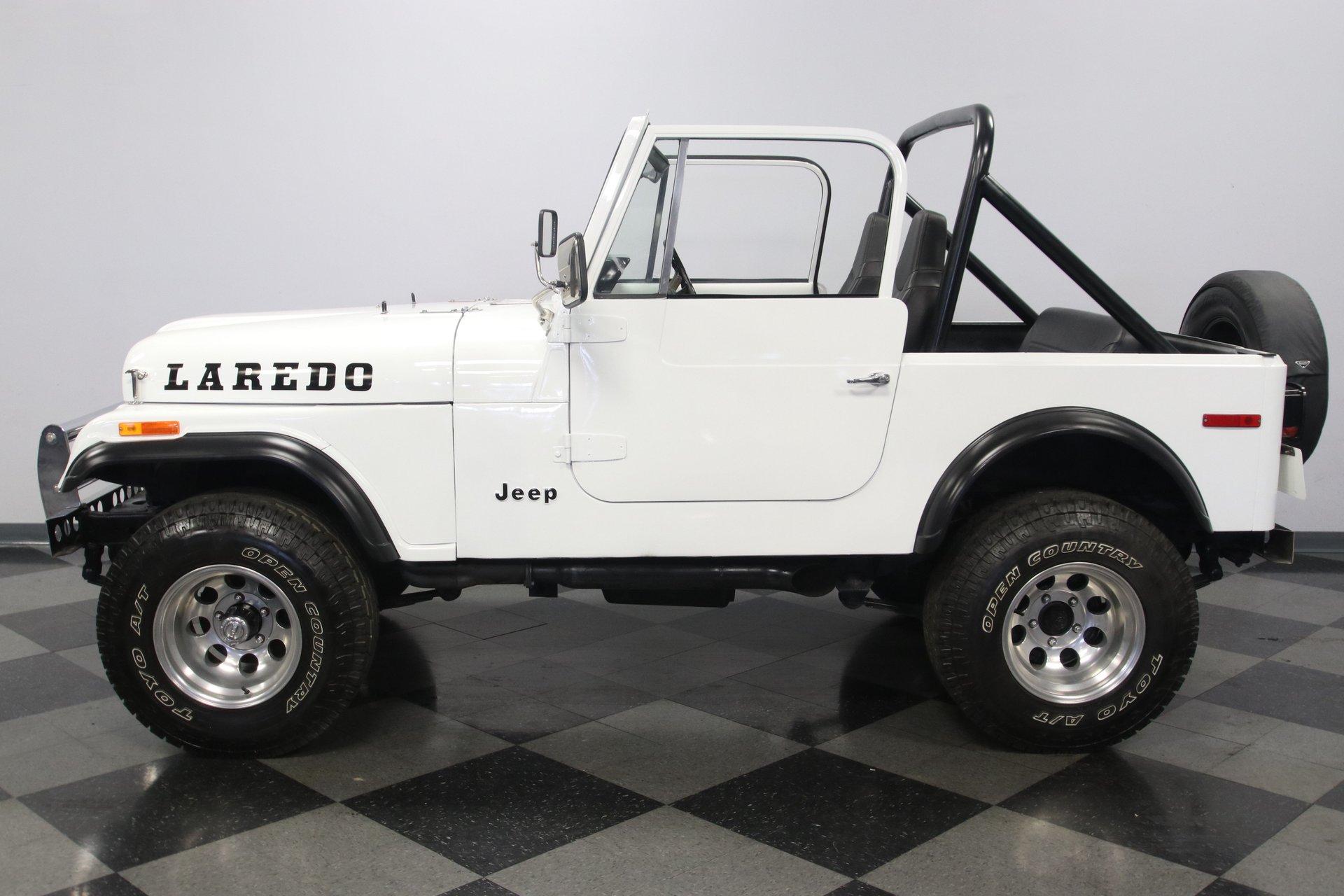 1979 jeep cj7 laredo