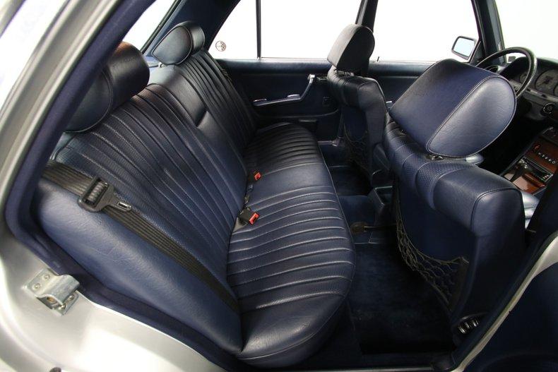 1985 Mercedes-Benz 300D 60