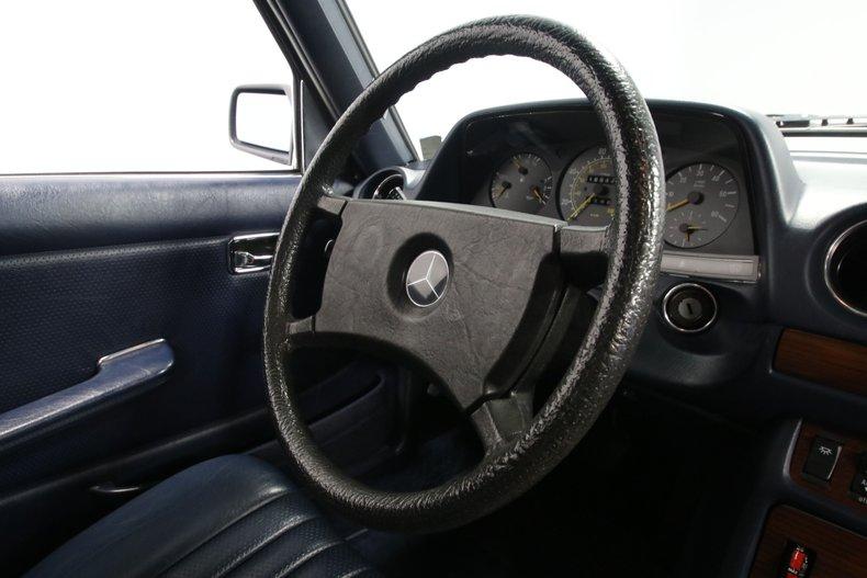 1985 Mercedes-Benz 300D 65