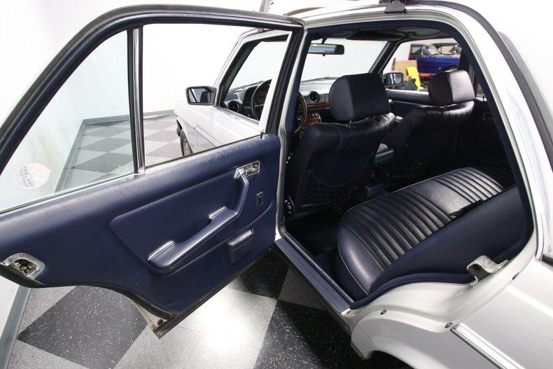 1985 Mercedes-Benz 300D 58