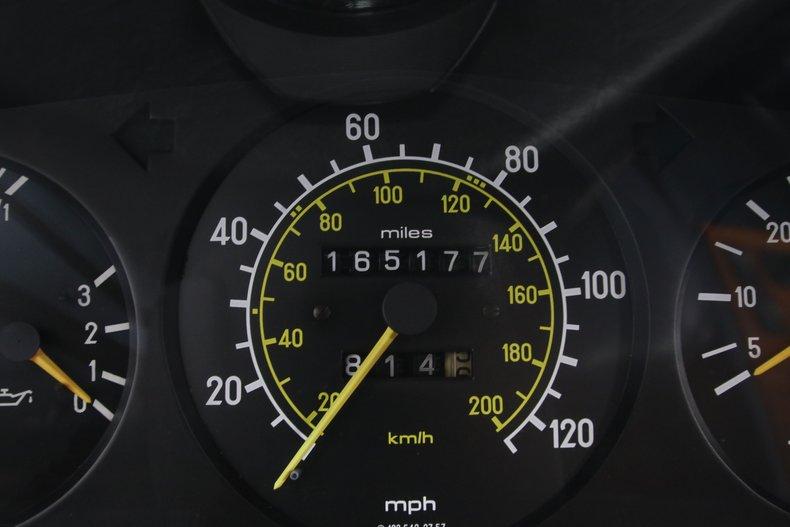 1985 Mercedes-Benz 300D 50