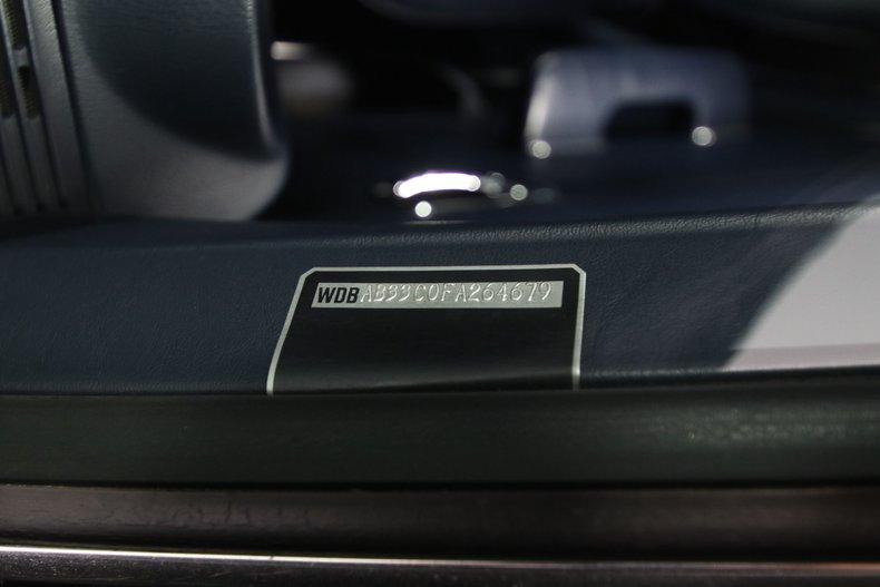 1985 Mercedes-Benz 300D 73