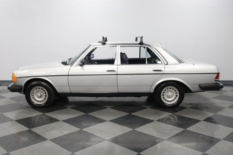 1985 Mercedes-Benz 300D 7