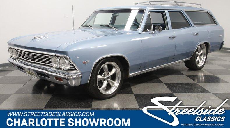 For Sale: 1966 Chevrolet Malibu